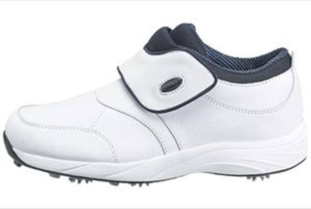 Mens Golf Shoes With Velcro Fastening