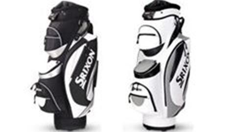 Srixon Deluxe Cart Bag Review