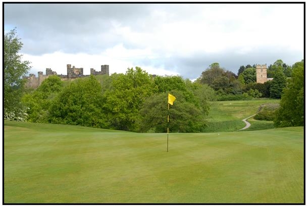 Brancepeth Castle Golf Club Golf Course In Durham Golf Course