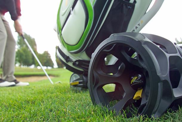 Powakaddy unveils winter wheels for trolleys | Today's Golfer