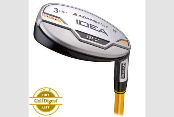 Adams Golf Idea A7 Hybrid Review | Equipment Reviews