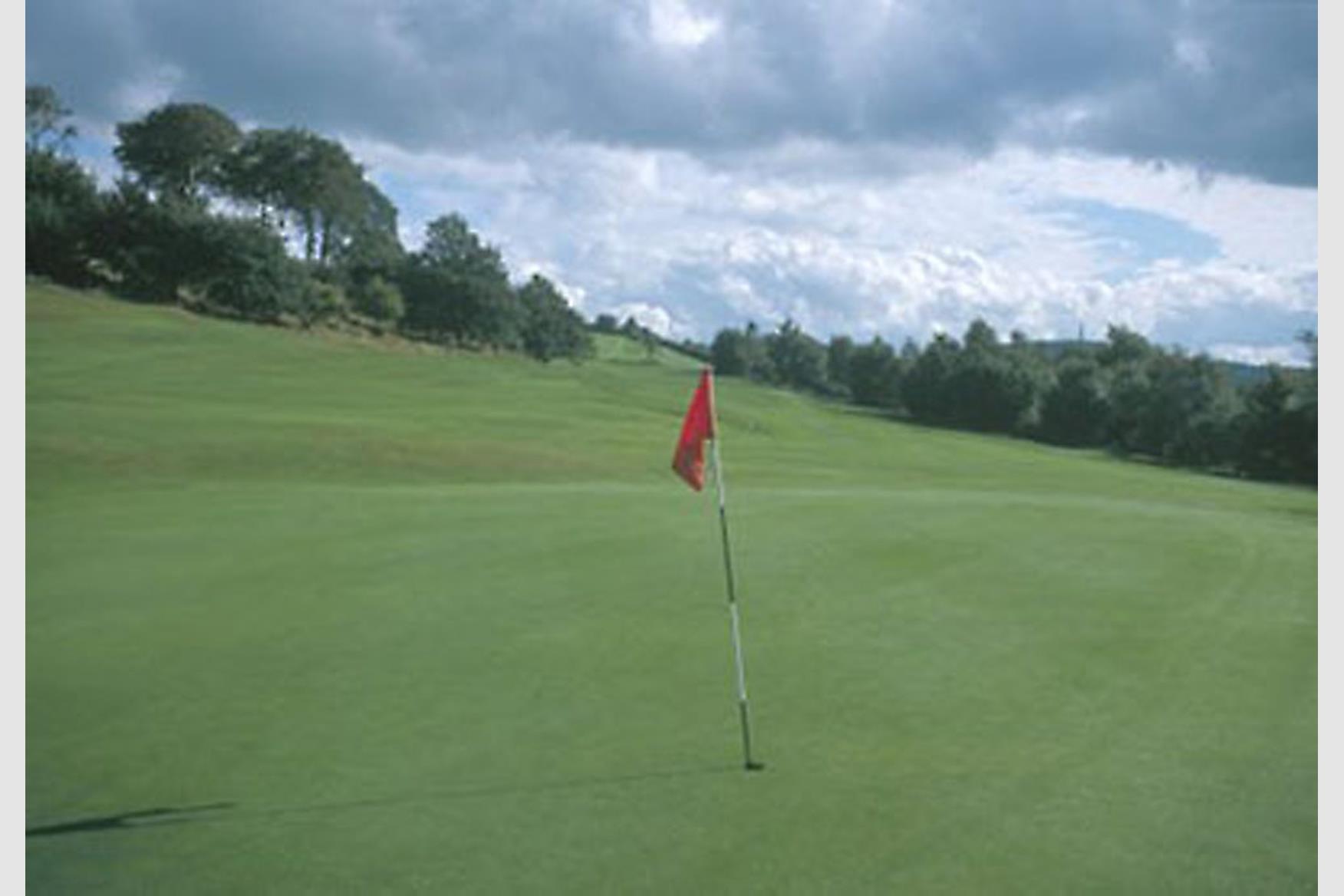 Macclesfield Golf Club Golf Course In Macclesfield