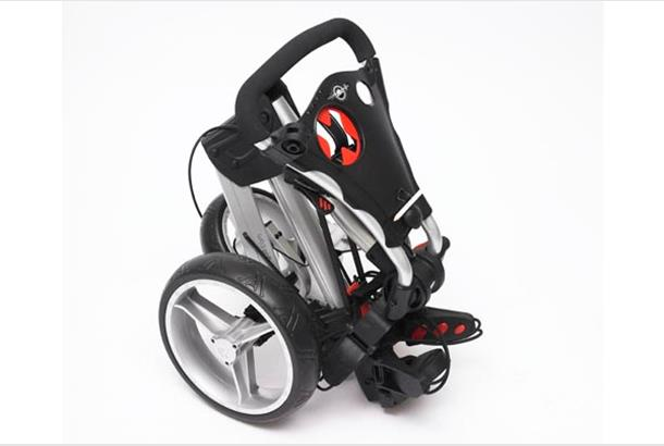 big max iq golf trolley review equipment reviews today. Black Bedroom Furniture Sets. Home Design Ideas