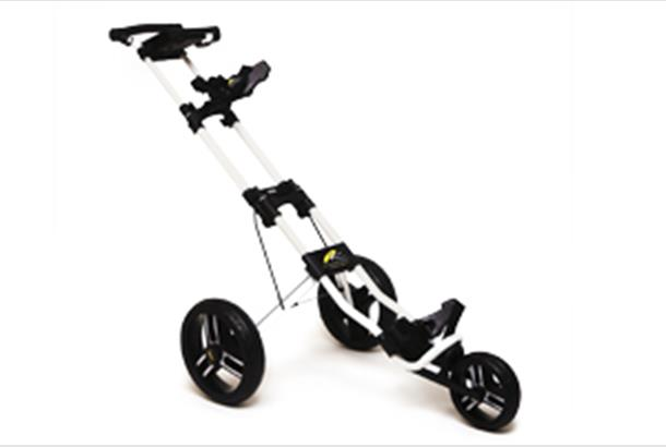 Powakaddy Twinline 3 Push Trolley Review | Equipment Reviews