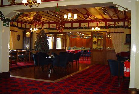 Whalley Golf Club Function Room