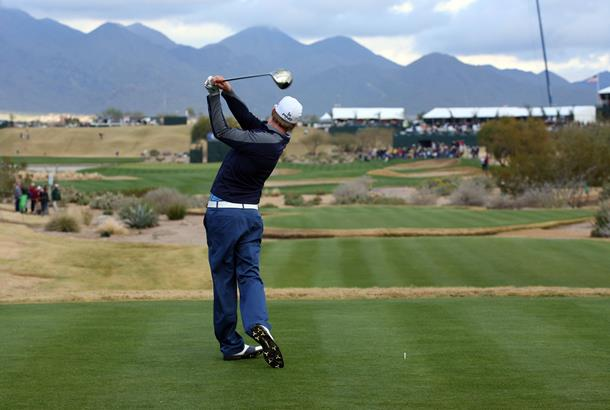 icy weather might delay phoenix open today s golfer
