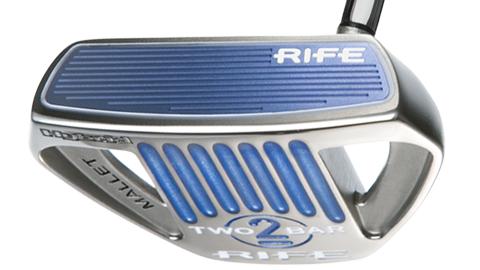 Rife 2 Bar Hybrid Belly Long Mallet Putter Review