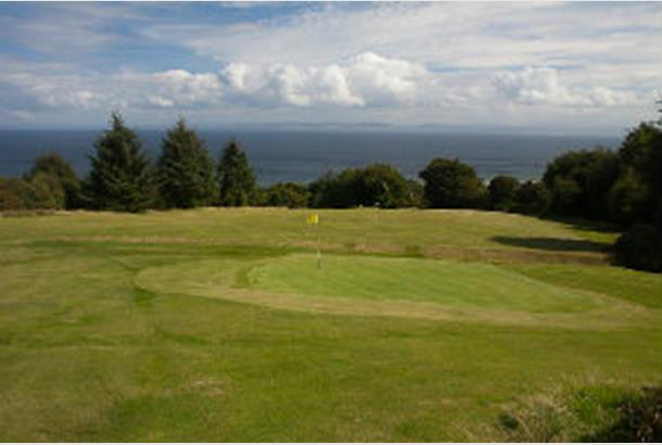 Whiting Bay Golf Club | Golf Course in ISLE OF ARRAN | Golf Course ...