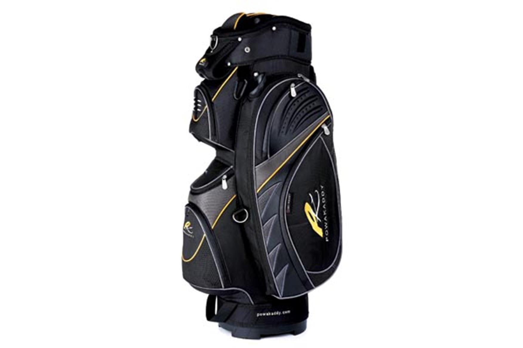 3d1ff6620c3c Powakaddy Sports III Cart Bag Review
