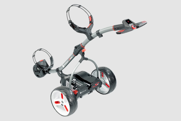 new s1 pro and s3 pro trolleys launched by motocaddy