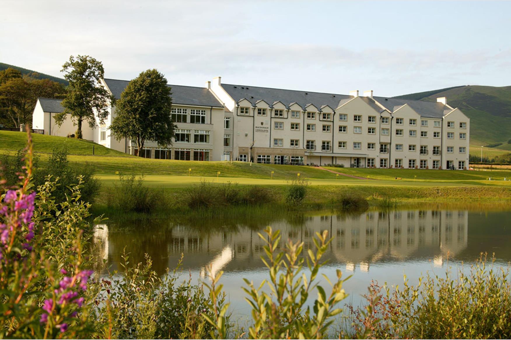 Macdonald Cardrona Hotel Golf Country Club