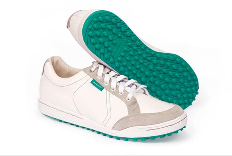 Ashworth Cardiff Golf Shoes Iron