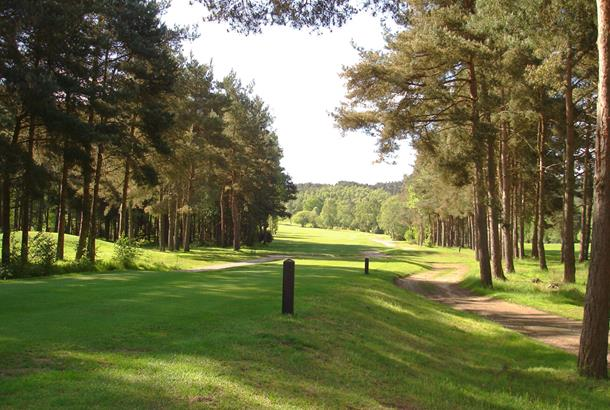 Old Thorns Golf Club | Golf Course in LIPHOOK | Golf Course
