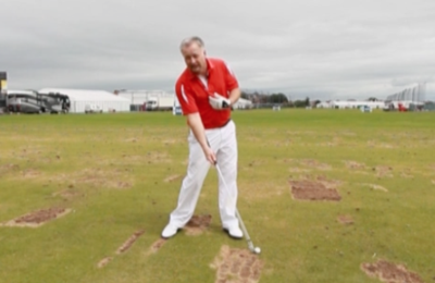 What you can learn about your swing from your divots