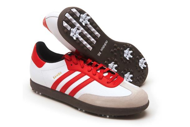 Adidas Samba Golf Shoe Review | Equipment Reviews | Today's Golfer