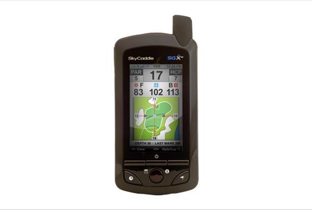 SkyCaddie SGX SGXw Golf GPS Review - YouTube