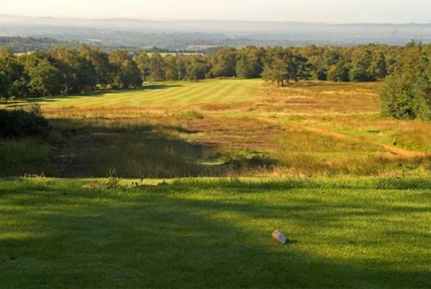 crowborough beacon golf club golf course in crowborough. Black Bedroom Furniture Sets. Home Design Ideas