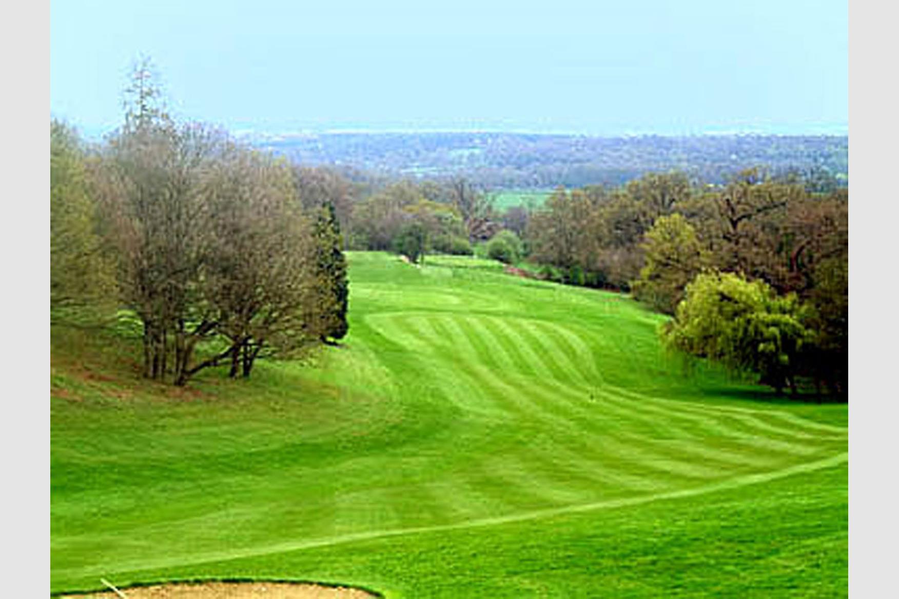 Dorking Golf Club Golf Course In Dorking Golf Course