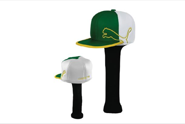 a5d429ca Cobra-Puma have unveiled the new Masters themed headcover that Rickie Fowler  will use at Augusta National next month.