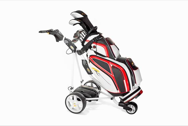 PowaKaddy Freeway Sport 2013 Electric Trolley Review