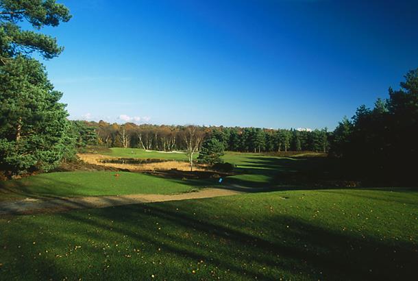 west sussex golf club golf course in pulborough golf. Black Bedroom Furniture Sets. Home Design Ideas