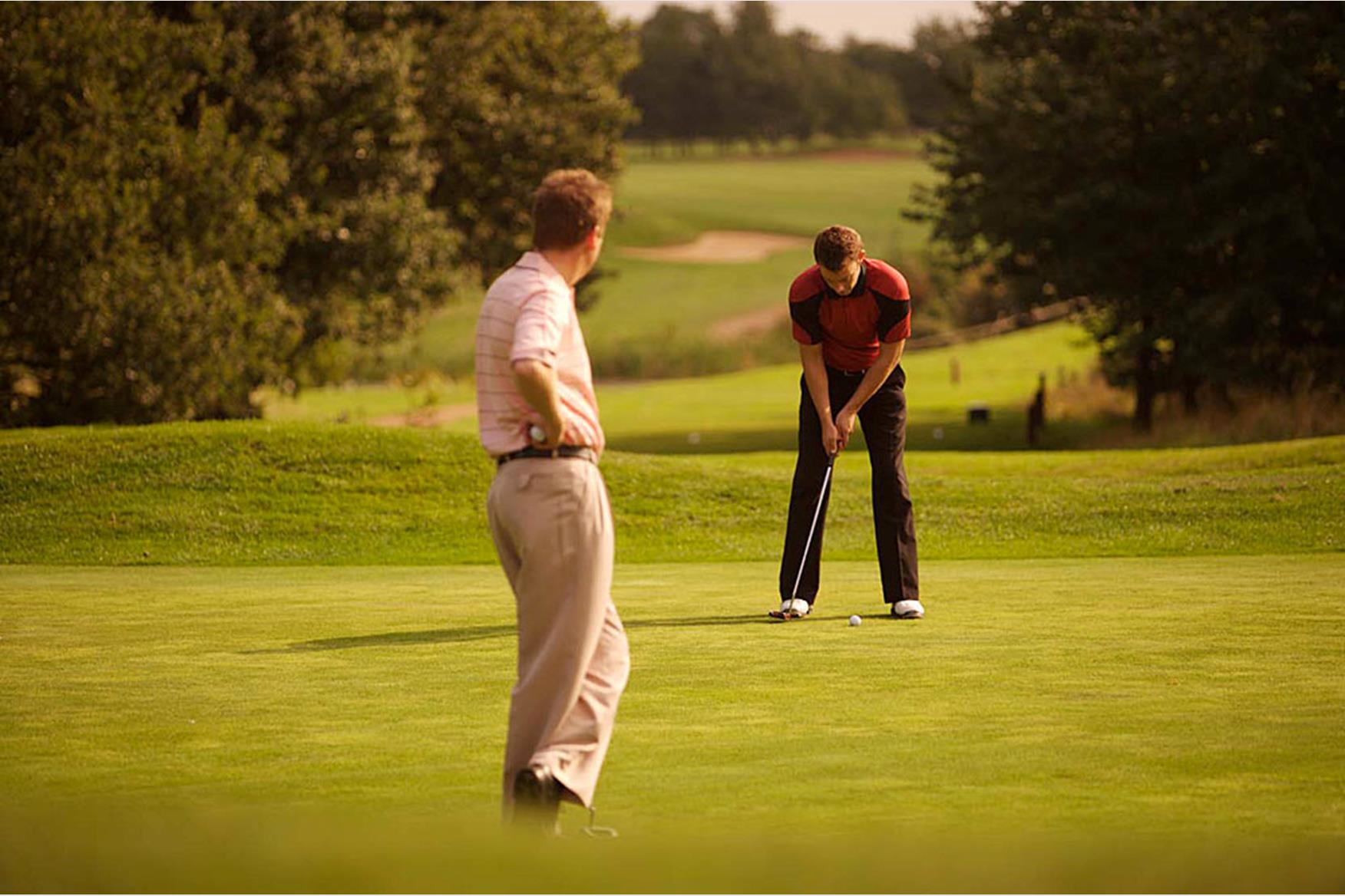 Oulton Hall - The Calverley Course | Golf Course in LEEDS