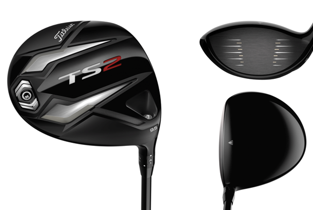 Titleist reveal new TS Drivers