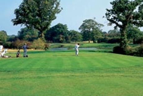 Dunton golf course wedding